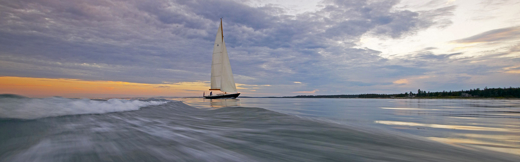 G318 - Hinckley Sailing in Maine