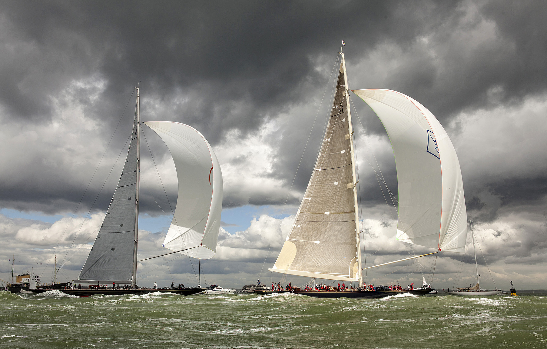 G312 - J Class Regatta in the Solent